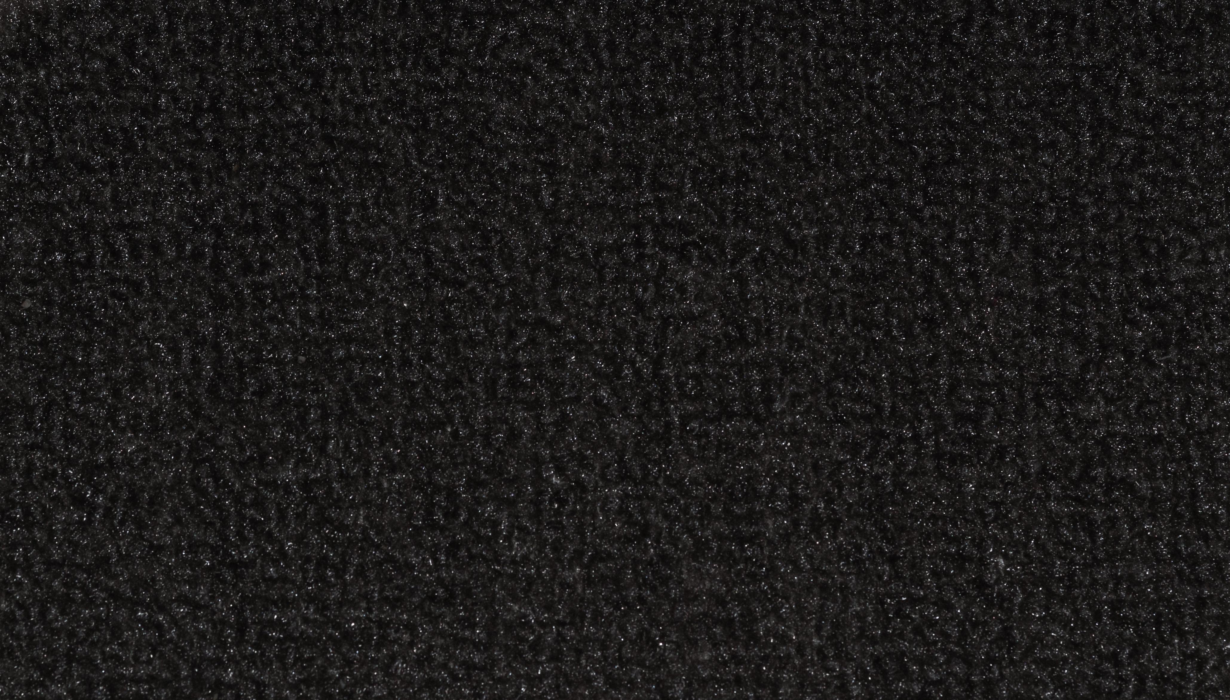 Dark Black Carpet Pattern Texture Advanced Cleaning